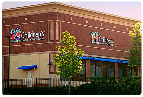 Children's Healthcare of Atlanta - The Avenues of Forsyth