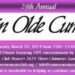 Join Us for Nite in Olde Cumming 2014